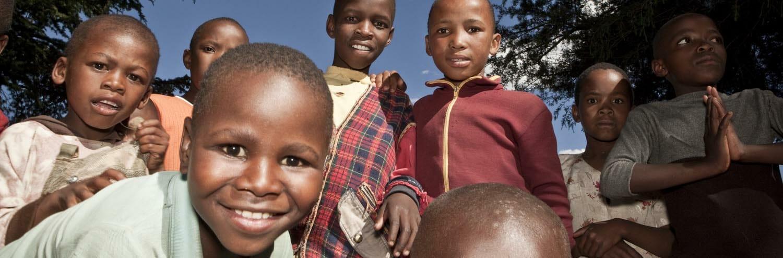 Children, Lesotho