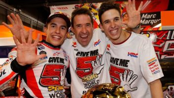 Marc and Alex Marquez