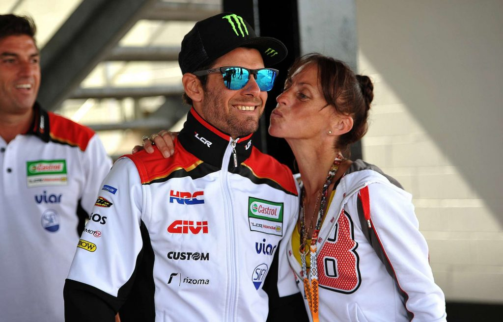 Cal Crutchlow Silverstone Day of Champions Two Wheels for Life MotoGP Auction