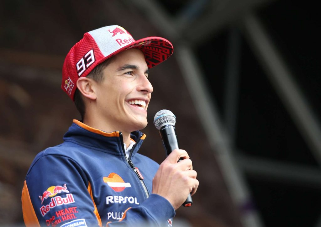 Marc Marquez Auction Silverstone Day of Champions 23-08-18 Two Wheels for Life MotoGP