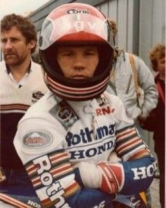 Randy Mamola, Motorcycle racer, 1980s