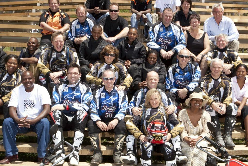 Fundraising Ride, Lesotho 2009