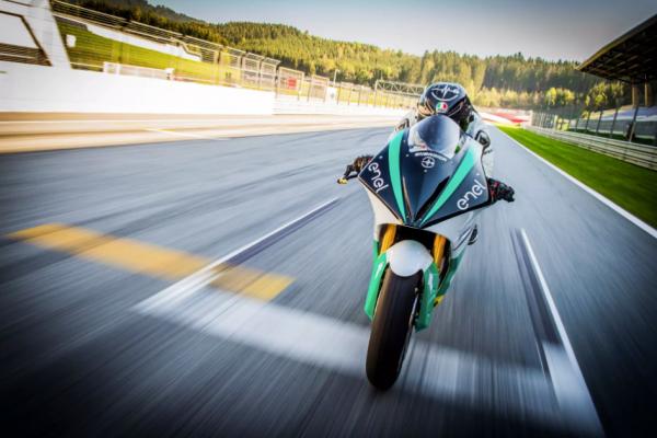 Energetica MotoE Ride for Life