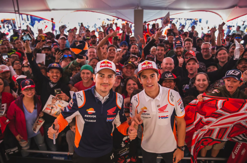 Experience the MotoGP™ race weekend at Silverstone as a special invited guest of the Repsol Honda Team and meet Marc Marquez and Jorge Lorenzo.