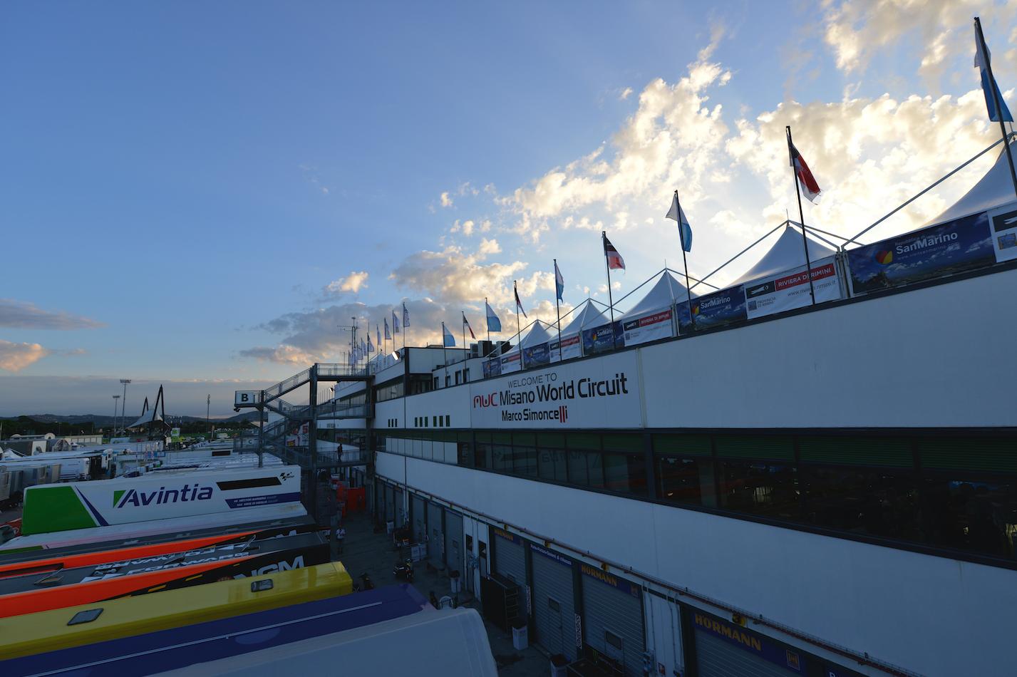 Misano MotoGP™ Circuit