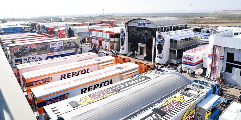 Exclusive MotoGP™ paddock experience day - Aragon