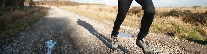 Photo of man running by Jenny Hill on Unsplash