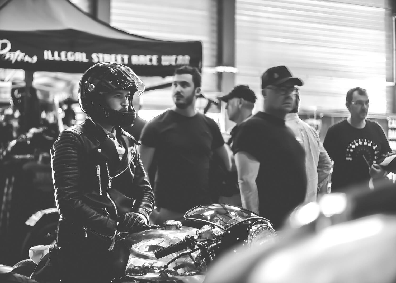 Motorcycle gathering Photo by Michael Kwarteng on Unsplash