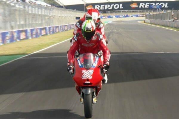 Ducati Misson Winnow x 2