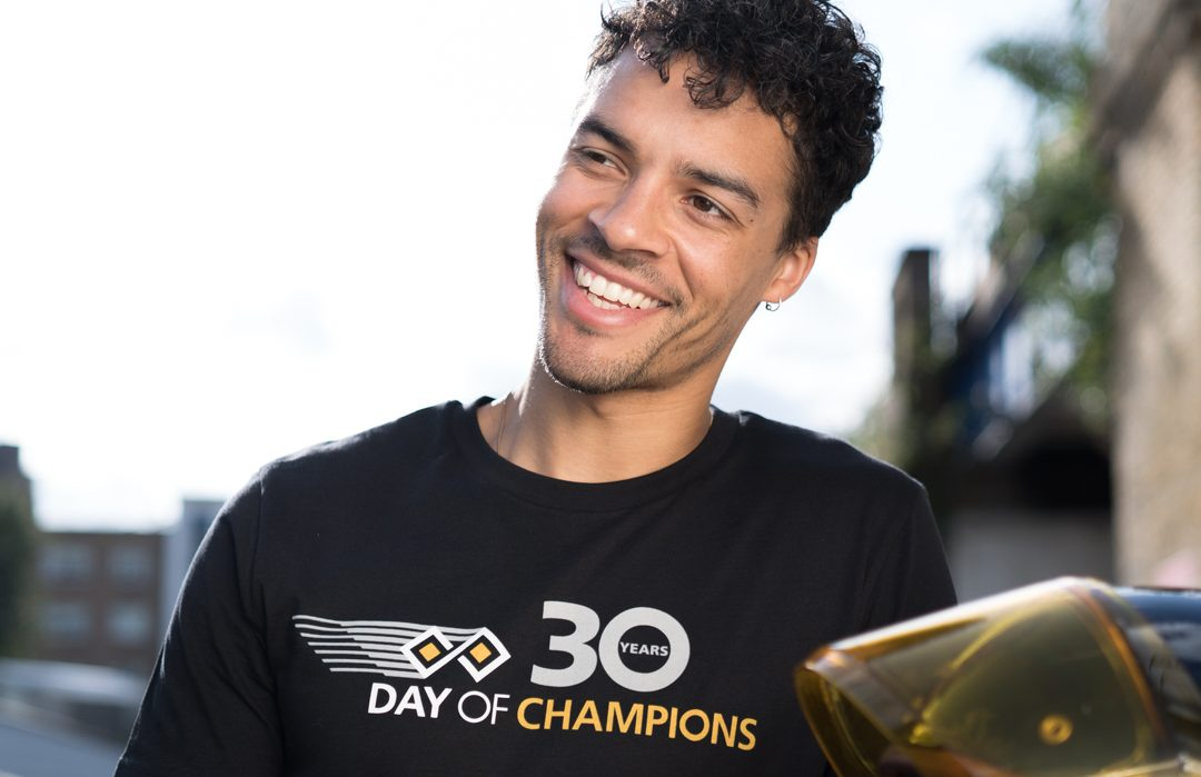 Day of Champions 30 limited edition tees