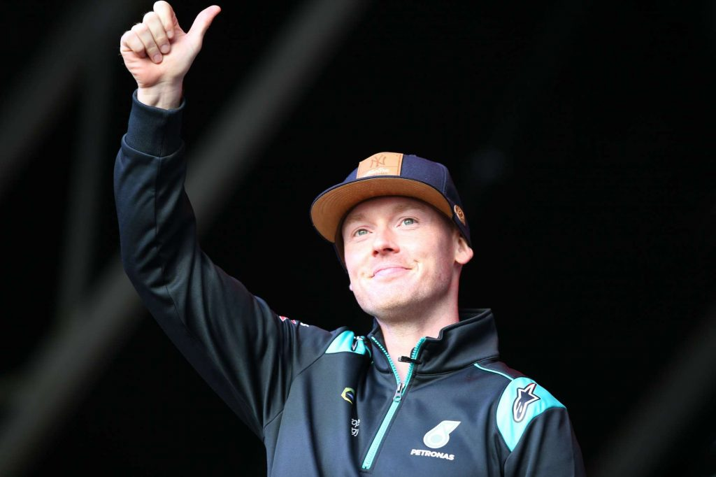 Bradley Smith gives Day of Champions the thumbs up