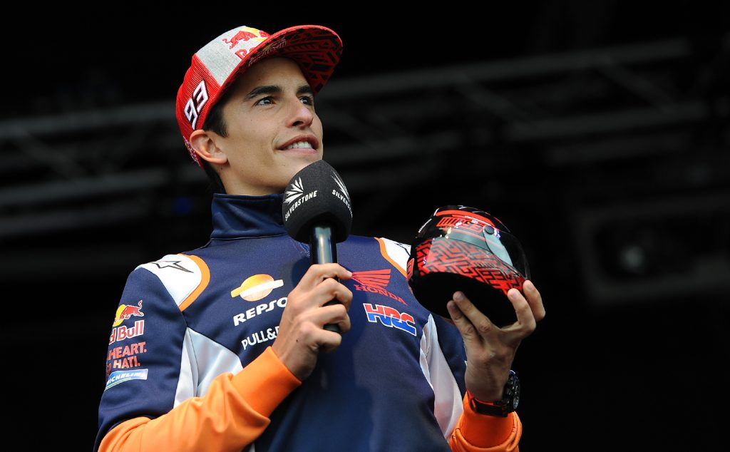 Marquez Watch auction item