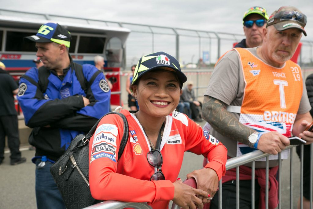 The best day of the year for MotoGP fans