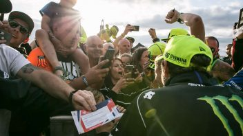 Valentino Rossi at Day of Champions 30