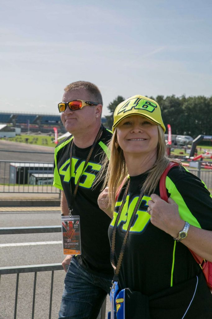 Day of Champions is the place to be for Rossi fans