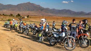 Lesotho Ride 2018 - bikes