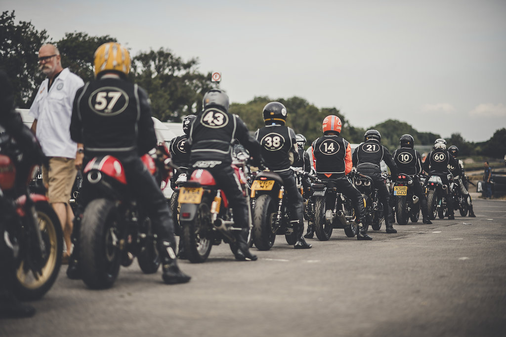 Cafe Racer Cup Bike Shed Festival