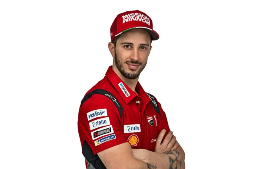 Andrea Dovizioso Ducati Auction