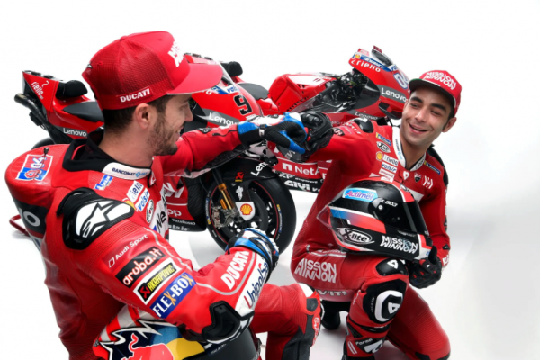 join the Ducati Team at Aragon and meet Andrea Dovizioso and Danilio Petrucci - including lunch with the team.