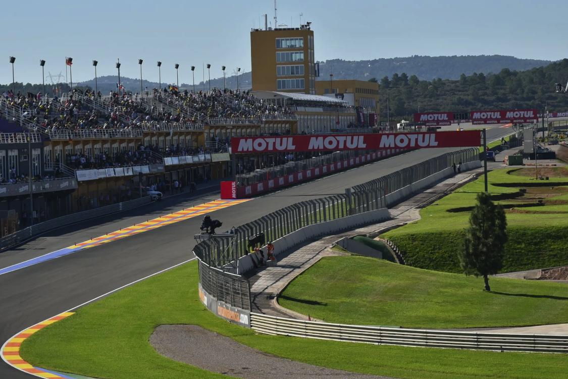 Valencia MotoGP Gran Premio de la Comunitat Valenciana Two Wheels for Life