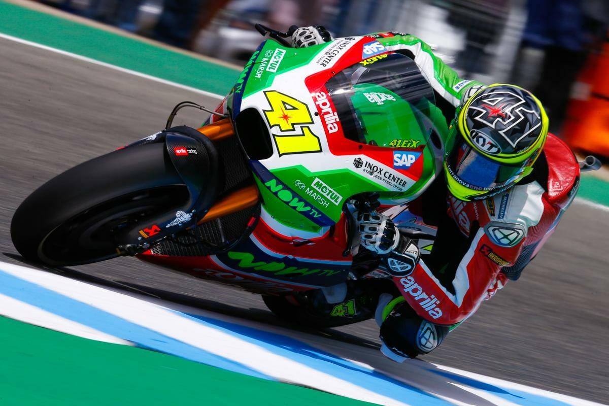 Aleix Espargaro MotoGP Team Auction