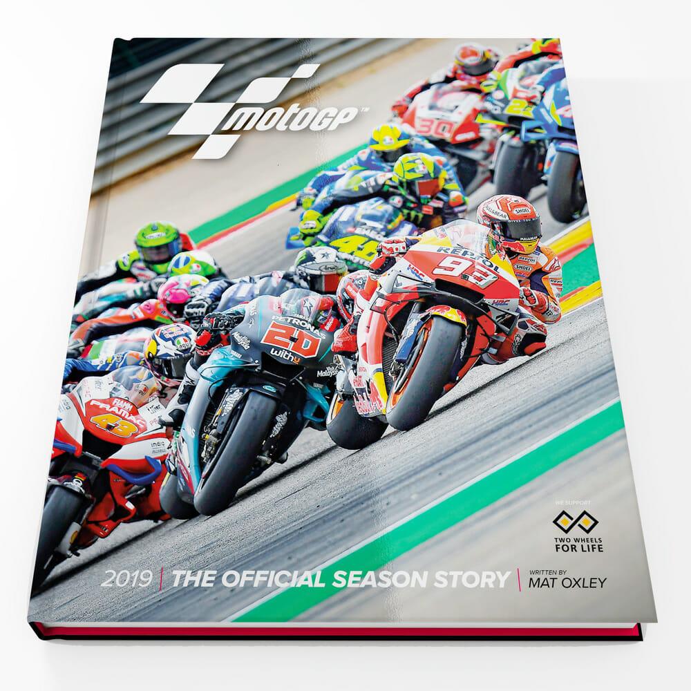 MotoGP 2019 book