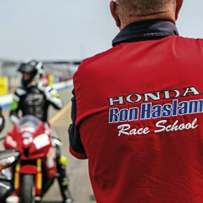 Ron Haslem Race School