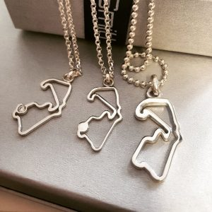 Silverstone necklace