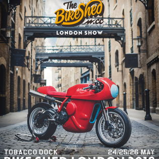 Bike Shed Show Tobacco Doc