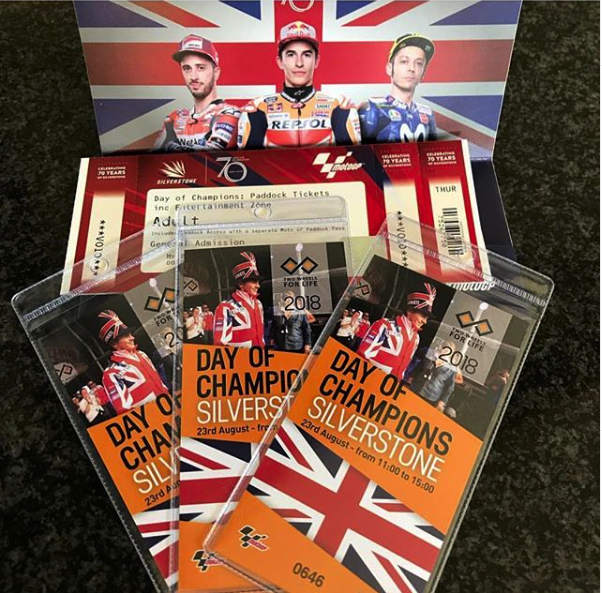 Day of Champions tickets