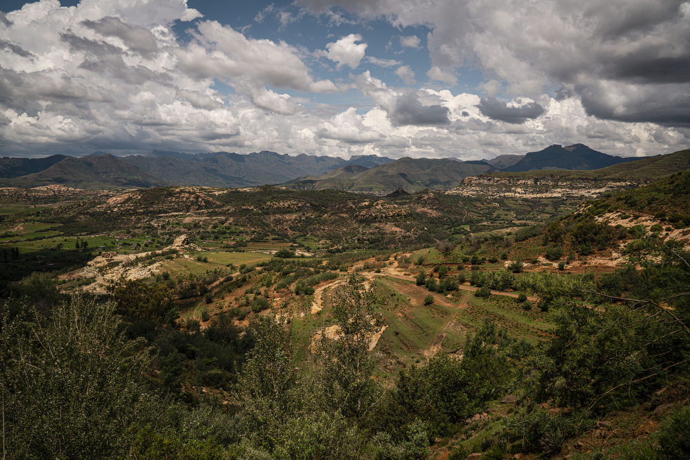 Landscape Lesotho 2020