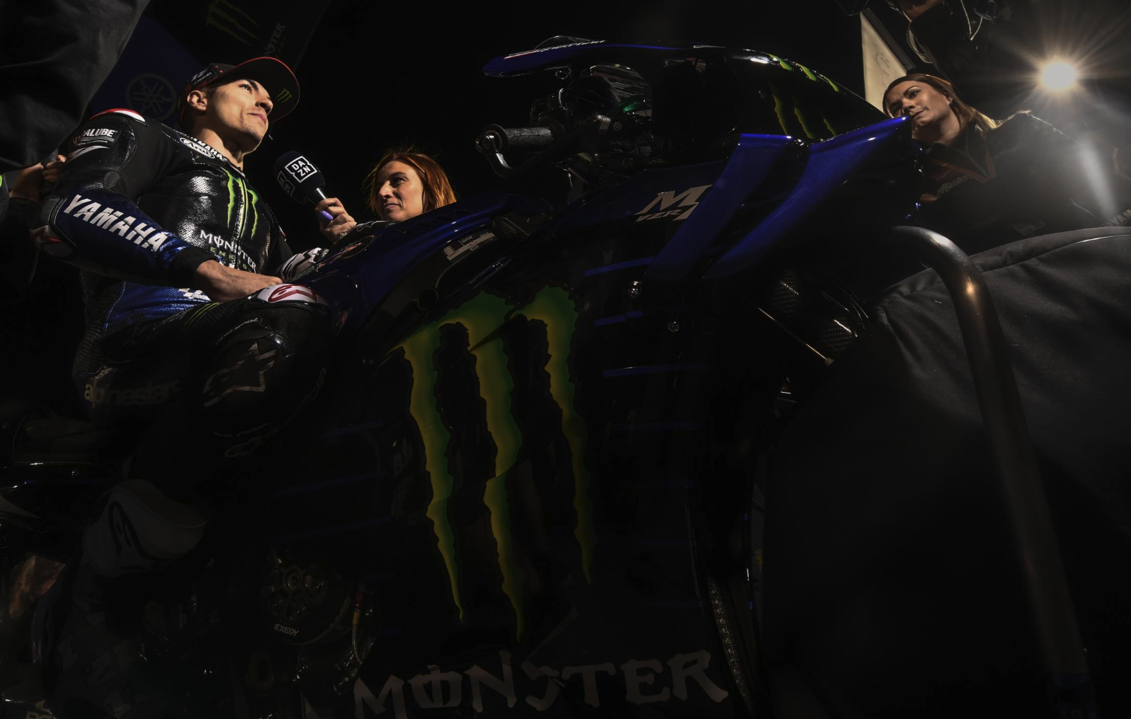Maverick Vinales 2019 VisitQatar Grand Prix Monster Energy Yamaha Motogp