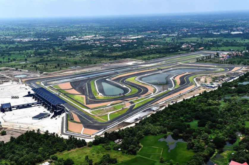 OR Thailand Grand Prix Circuit