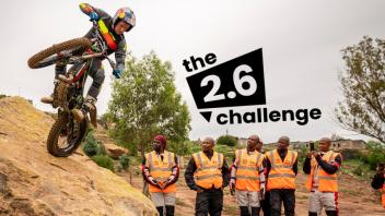 2.6 Challenge London Marathon UK Charities Two Wheels for Life
