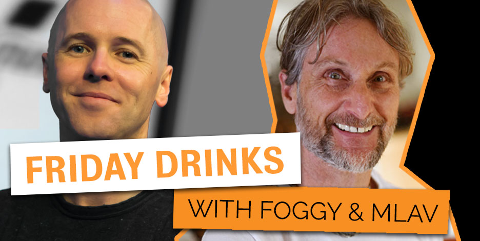 Friday drinks with Foggy and MLav