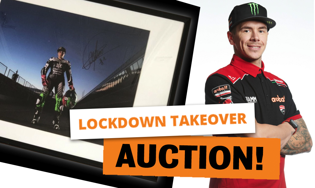Lockdown Takeover Auction