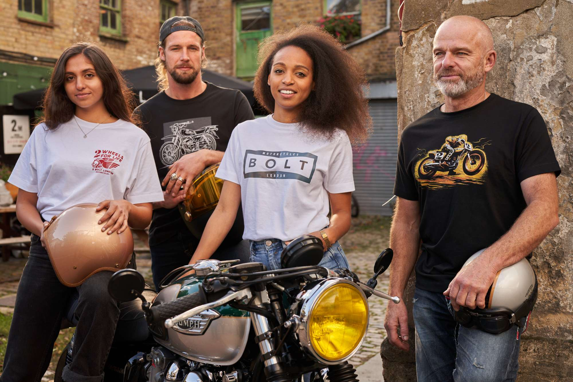 <b>Our Tees are Always a Good Look</b>
